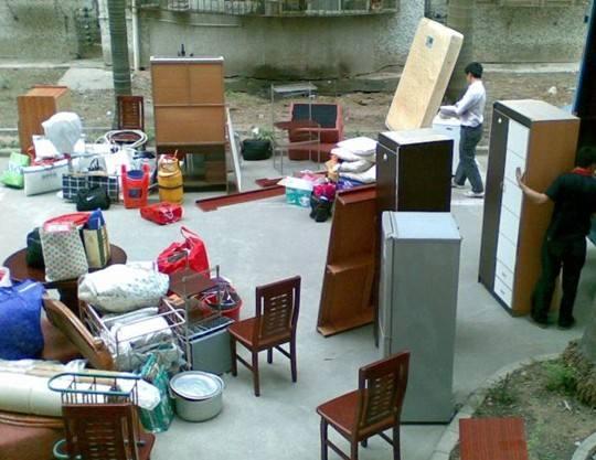 广州越秀居民搬家