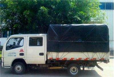 双排货车长短途拉货